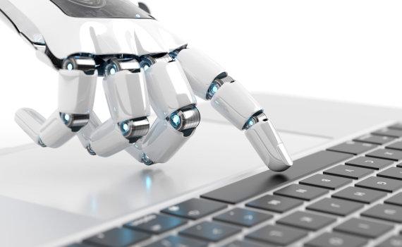 123RF.com nuotr./Robotas