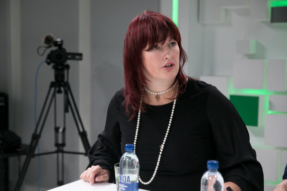 Juliaus Kalinsko / 15min nuotr./Žydrė Gavelienė