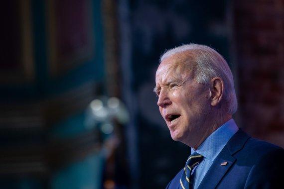 "AFP/""Scanpix"" nuotr./Joe Bidenas"