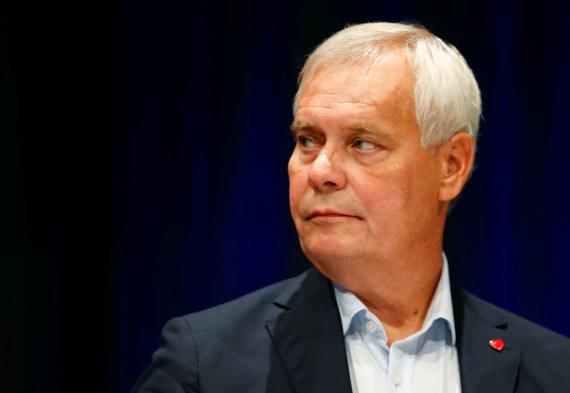 """Reuters""/""Scanpix"" nuotr./Suomijos premjeras Antti Rinne"