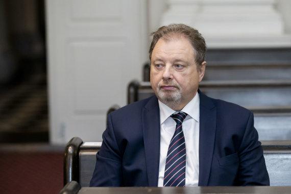 Luko Balandžio / 15min nuotr./Petras Narkevičius