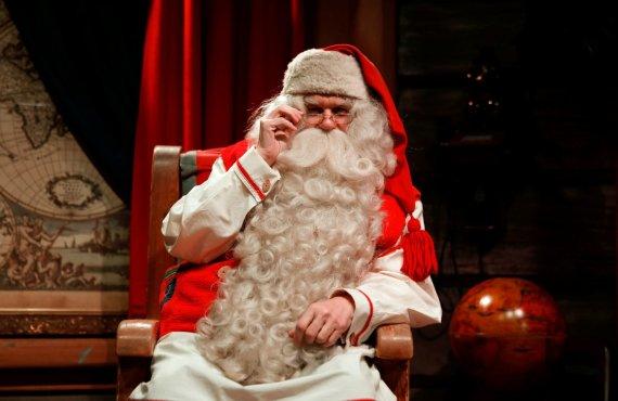 """""""Reuters""""/""""Scanpix"""" nuotr./Kalėdų Senelis"""