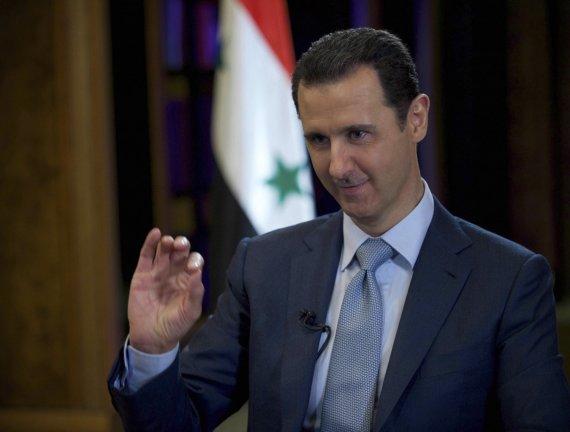 """""""Reuters""""/""""Scanpix"""" nuotr./Sirijos diktatorius Basharas Al-Assadas."""