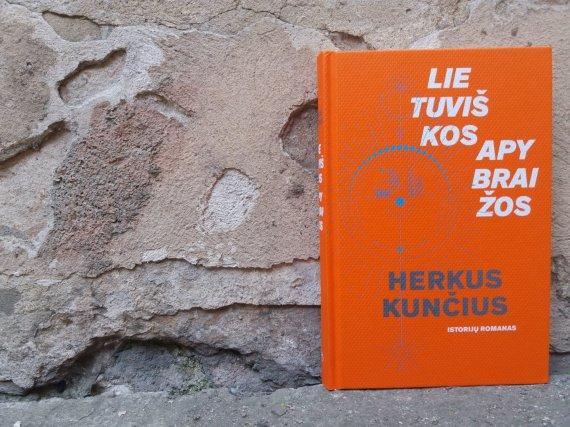"""Leidyklos nuotr./Knyga """"Lietuviškos apybraižos"""""""