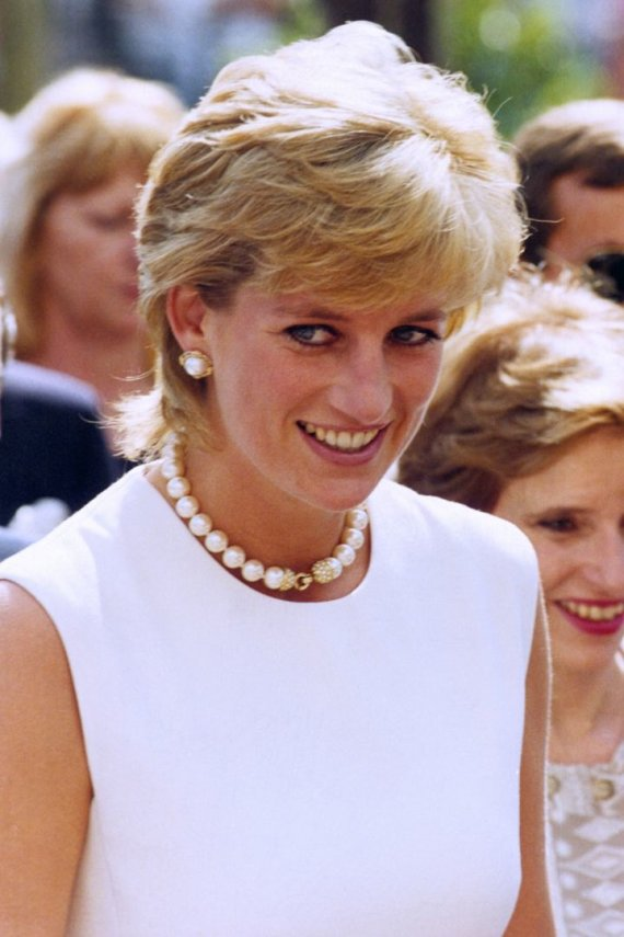 """Scanpix"" nuotr./Princesė Diana"