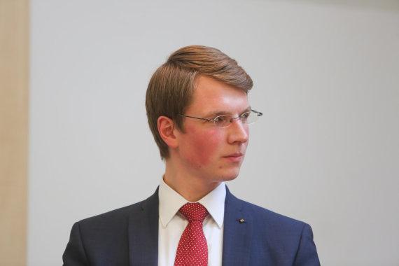 Juliaus Kalinsko / 15min nuotr./Paulius Vertelka
