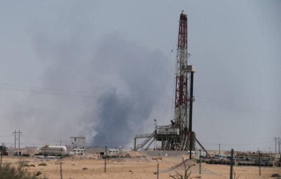 """Reuters""/""Scanpix"" nuotr./""Aramco"" naftos gavybos kompleksas"