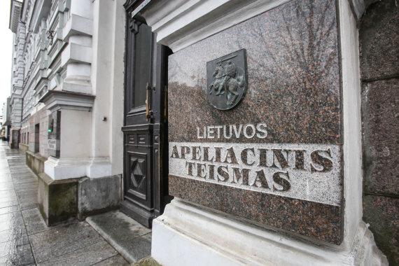 Vidmanto Balkūno / 15min nuotr./Lietuvos apeliacinis teismas