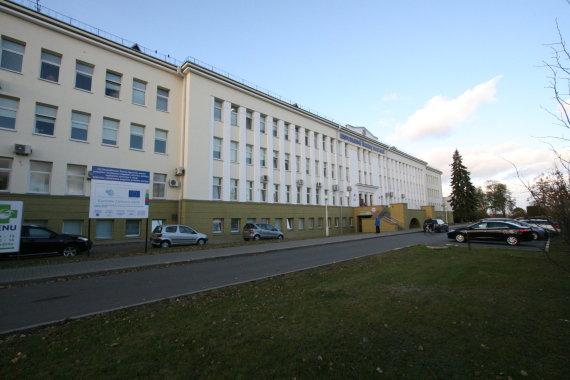 Alvydo Januševičiaus nuotr./Šiaulių ligoninė