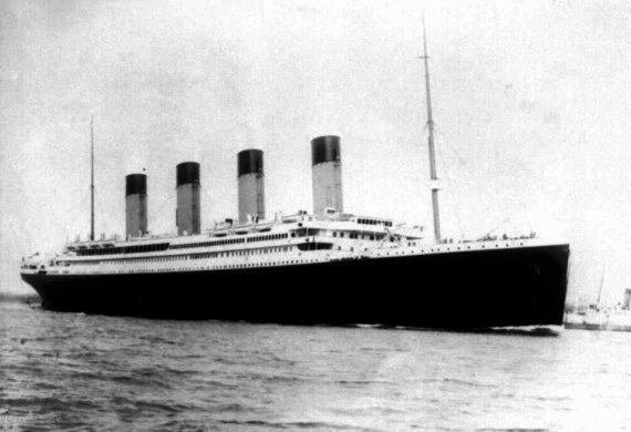 """""""Scanpix""""/AP nuotr./""""Titanikas"""" nuskendo 1912 metų balandį."""