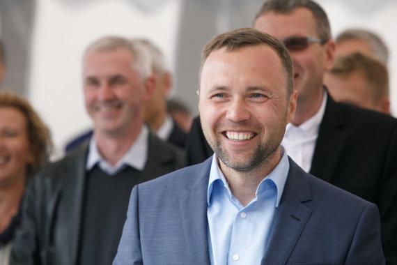 Eriko Ovčarenko / 15min nuotr./Antanas Etneris