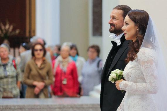 Luko Balandžio / 15min nuotr./Valdos Bičkutės ir Mindaugo Valiuko vestuvės