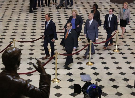 """AFP/""""Scanpix"""" nuotr./JAV senatoriai"""
