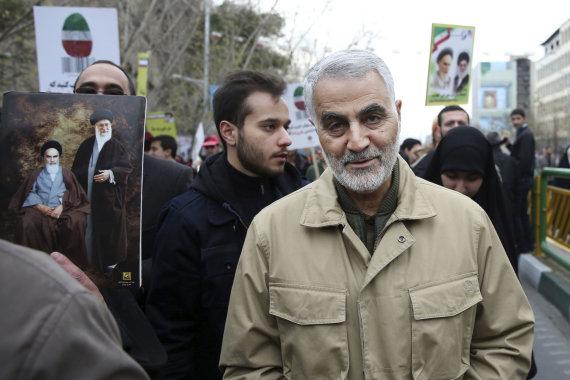 """Scanpix""/AP nuotr./Qasemas Soleimani"