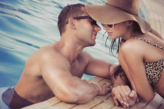 Shutterstock nuotr./Pora baseine.