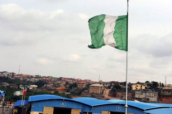 """AFP/""""Scanpix"""" nuotr./Nigerija"""