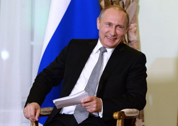 """Scanpix""/AP nuotr./Vladimiras Putinas"