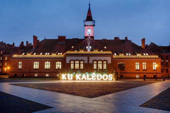 KU nuotr./Klaipėdos universitetas