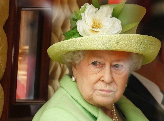 """Reuters""/""Scanpix"" nuotr./Didžiosios Britanijos karalienė Elizabeth Londone"
