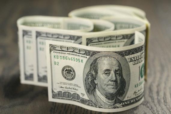 123RF.com nuotr./JAV doleriai