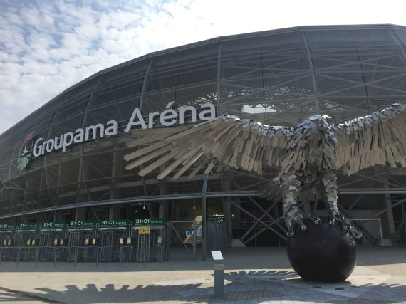 "nuotr. Manto Krasnicko/""Groupama Arena"""