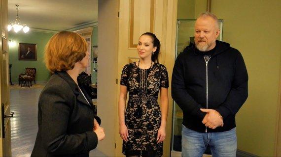 TV3 nuotr. /Vytaras Radzevičius ir Neringa Dambrauskaitė