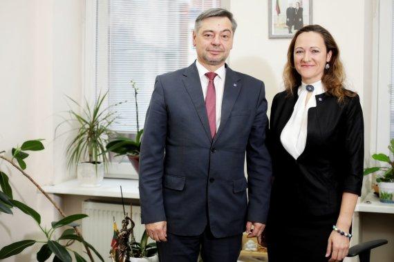Eriko Ovčarenko / 15min nuotr./Artūras Šafronas ir Indrė Petrokienė