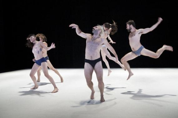 """Mathieu Doyono nuotr./Spektaklis """"Nuostabus išnykimas"""""""