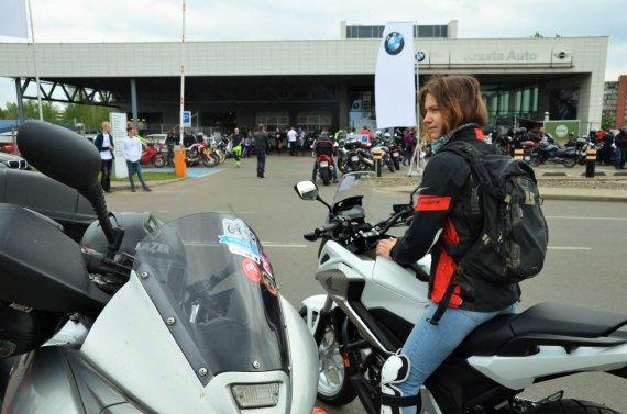 Mototurizmo sprintas 2016