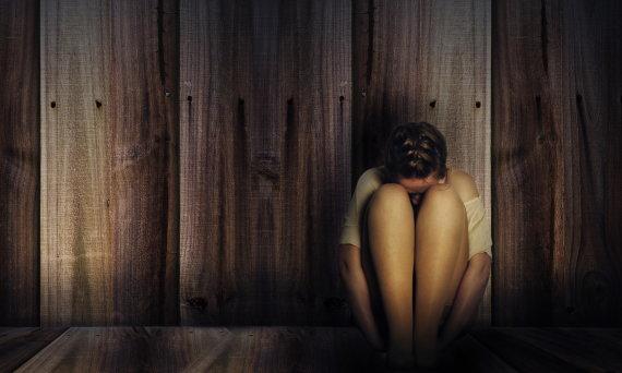 """Fotolia"" nuotr./Liūdna mergina"
