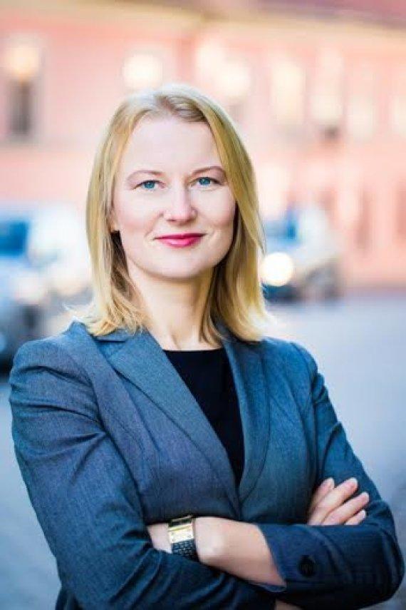 """Airida Zavadskė – darbuotojų vertinimo, talentų vadybos ekspertė,  UAB """"Adduco"""" partnerė-ekspertė"""