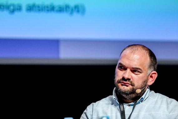 Vidmanto Balkūno / 15min nuotr./Marius Pareščius