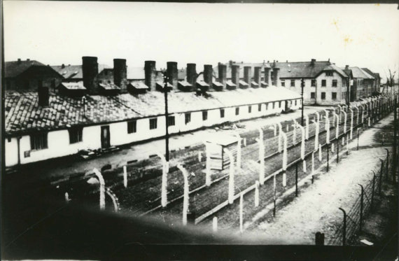 """""""Reuters""""/""""Scanpix"""" nuotr./Aušvico koncentracijos stovykla"""