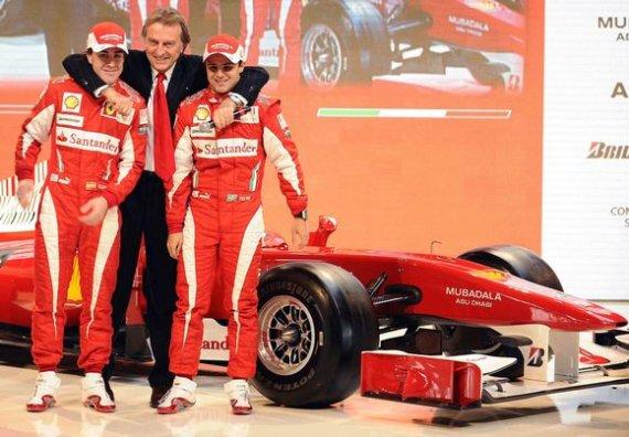 Montezemolo Ferrari