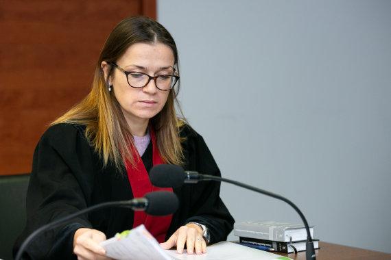 Žygimanto Gedvilos / 15min nuotr./Prokurorė Jurgita Steponavičiūtė-Otto