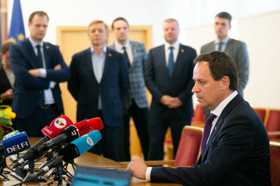 Žygimanto Gedvilos / 15min nuotr./Valdemaras Tomaševskis