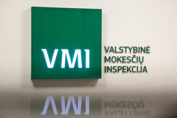 Žygimanto Gedvilos / 15min nuotr./Valstybinė mokesčių inspekcija