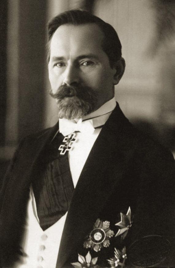 Lietuvos nacionalinio muziejaus/Wikimedia.org nuotr./Antanas Smetona