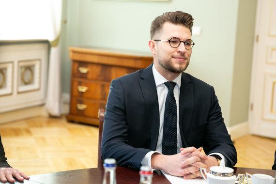 Žygimanto Gedvilos / 15min nuotr./Lukas Savickas