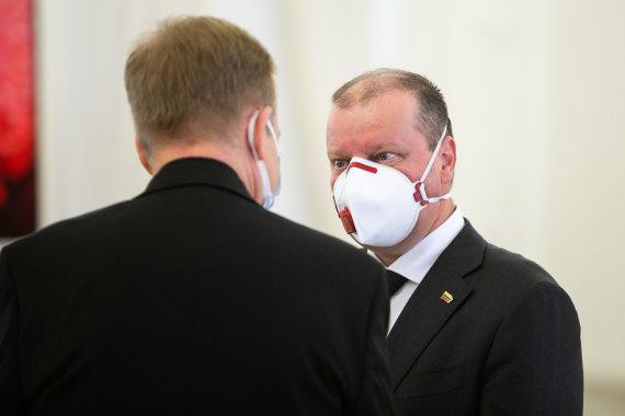 Žygimanto Gedvilos / 15min nuotr./Saulius Skvernelis