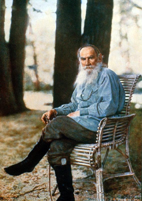 wikimedia.org nuotr./Levas Tolstojus