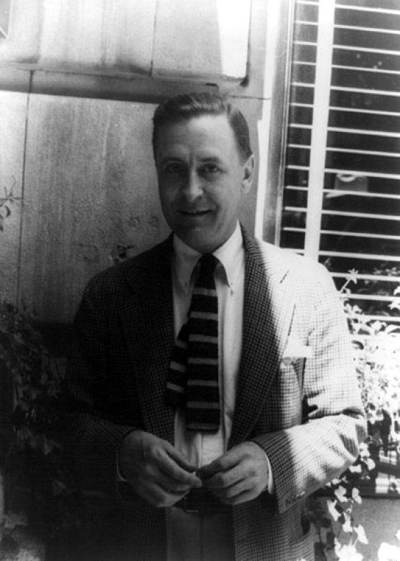 "Nuotr. iš ""Wikipedia""/F.Scottas Fitzgeraldas"