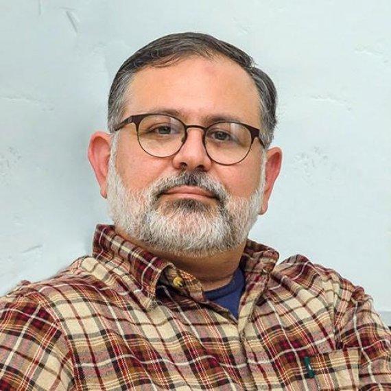 Organizatorių nuotr./JAV endobiogeninės medicinos ekspertas dr. Kamyaras M. Hedayatas