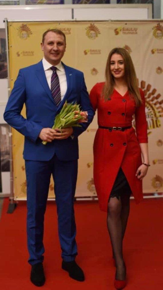 Asmeninio albumo nuotr./Andrius Šedžius ir Erdvilė Pilvinytė