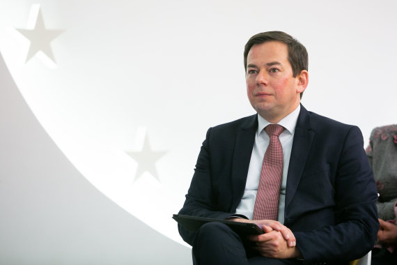 Žygimanto Gedvilos / 15min nuotr./Arnoldas Pranckevičius