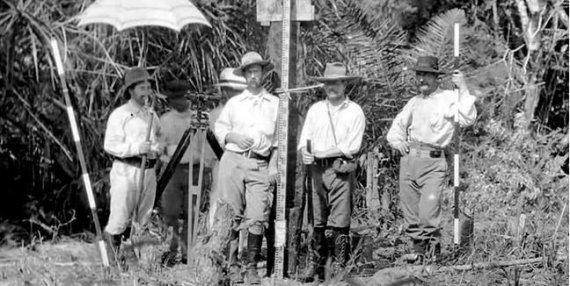 Praeitiespaslaptys.lt nuotr. /Percy Fawcettas prieš ekspediciją