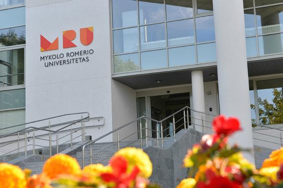 MRU nuotr./Mykolo Riomerio universitetas