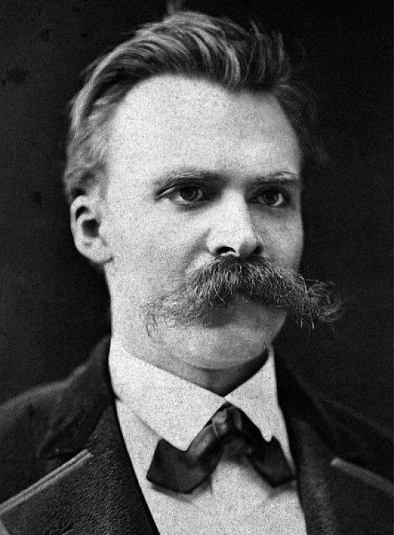 wikimedia.org nuotr./Friedrichas Nietzsche