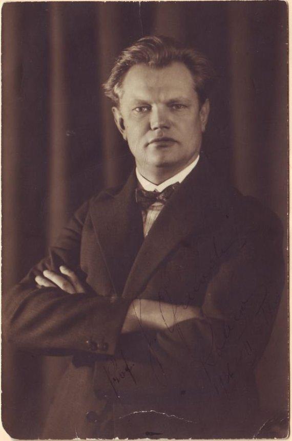 Wikipedia.com iliustr./Kompozitorius Juozas Gruodis