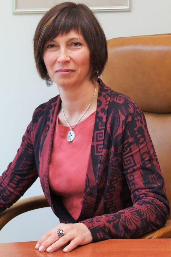 Pulmonologė Elena Jurevičienė